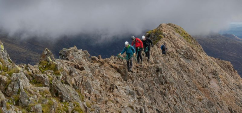 Mont Blanc Training Course