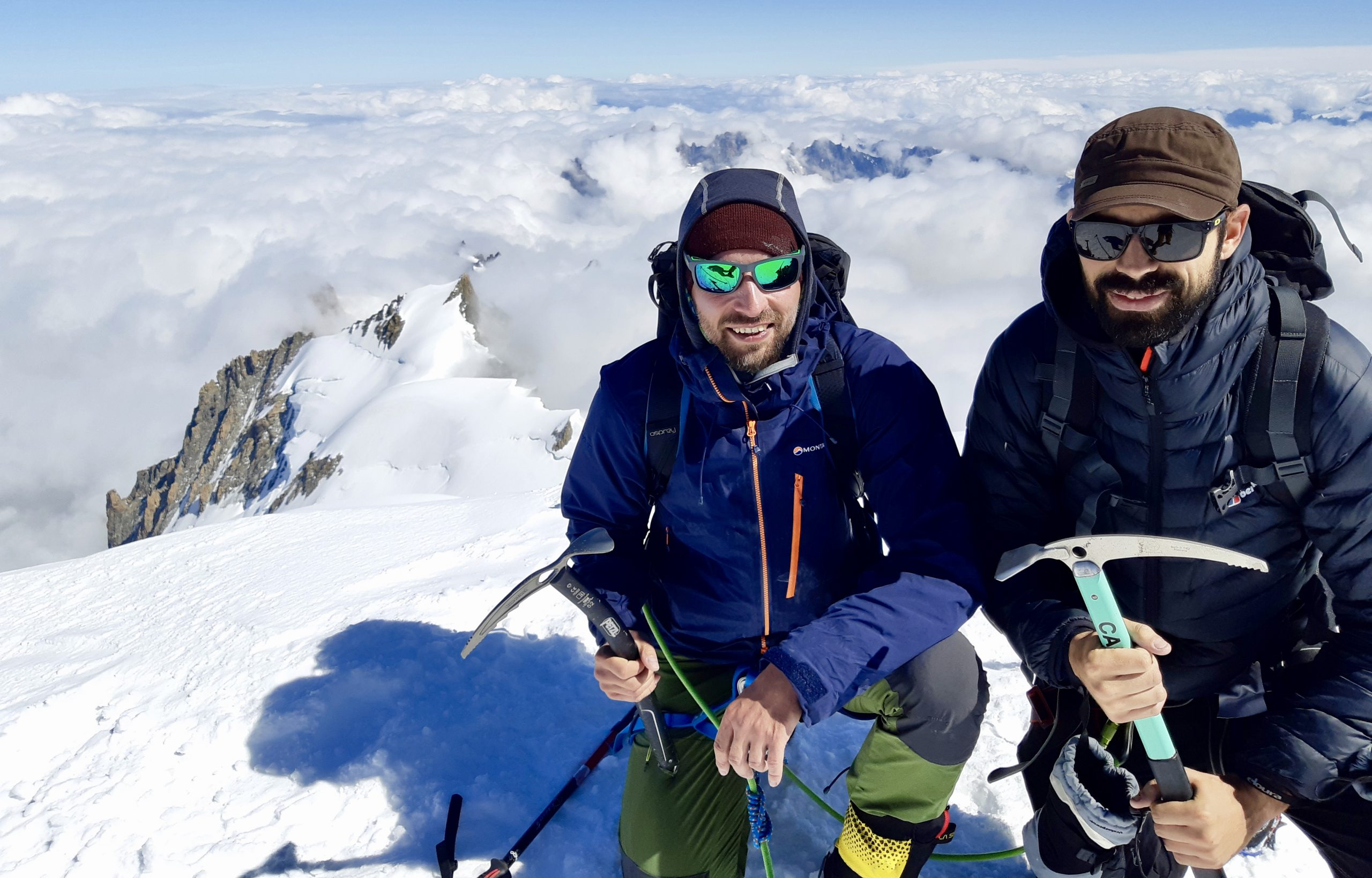 Mont Blanc Training Course