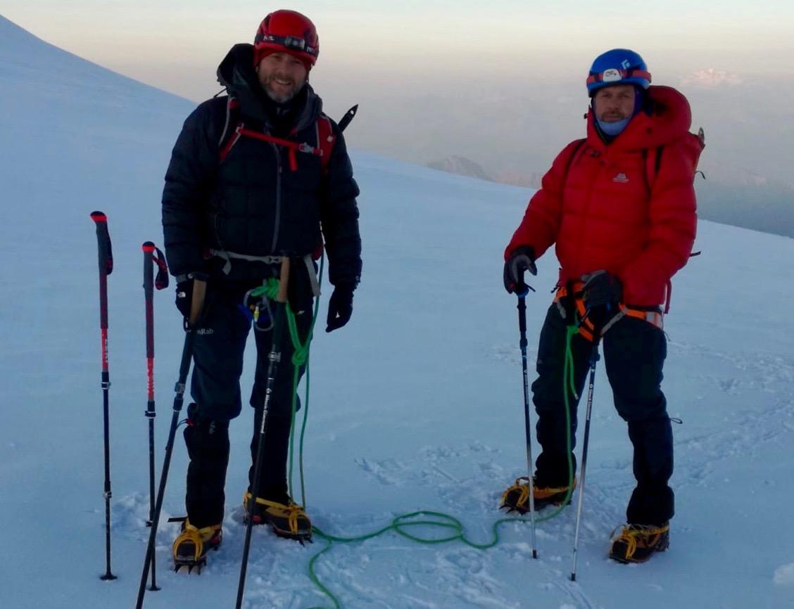 Monte Rosa Mountaineer Course