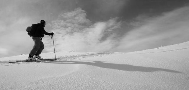 Intro Ski Touring Course, Chamonix Feb 2017