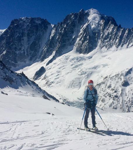 Ski Haute Route – Chamonix to Zermatt – April 2017