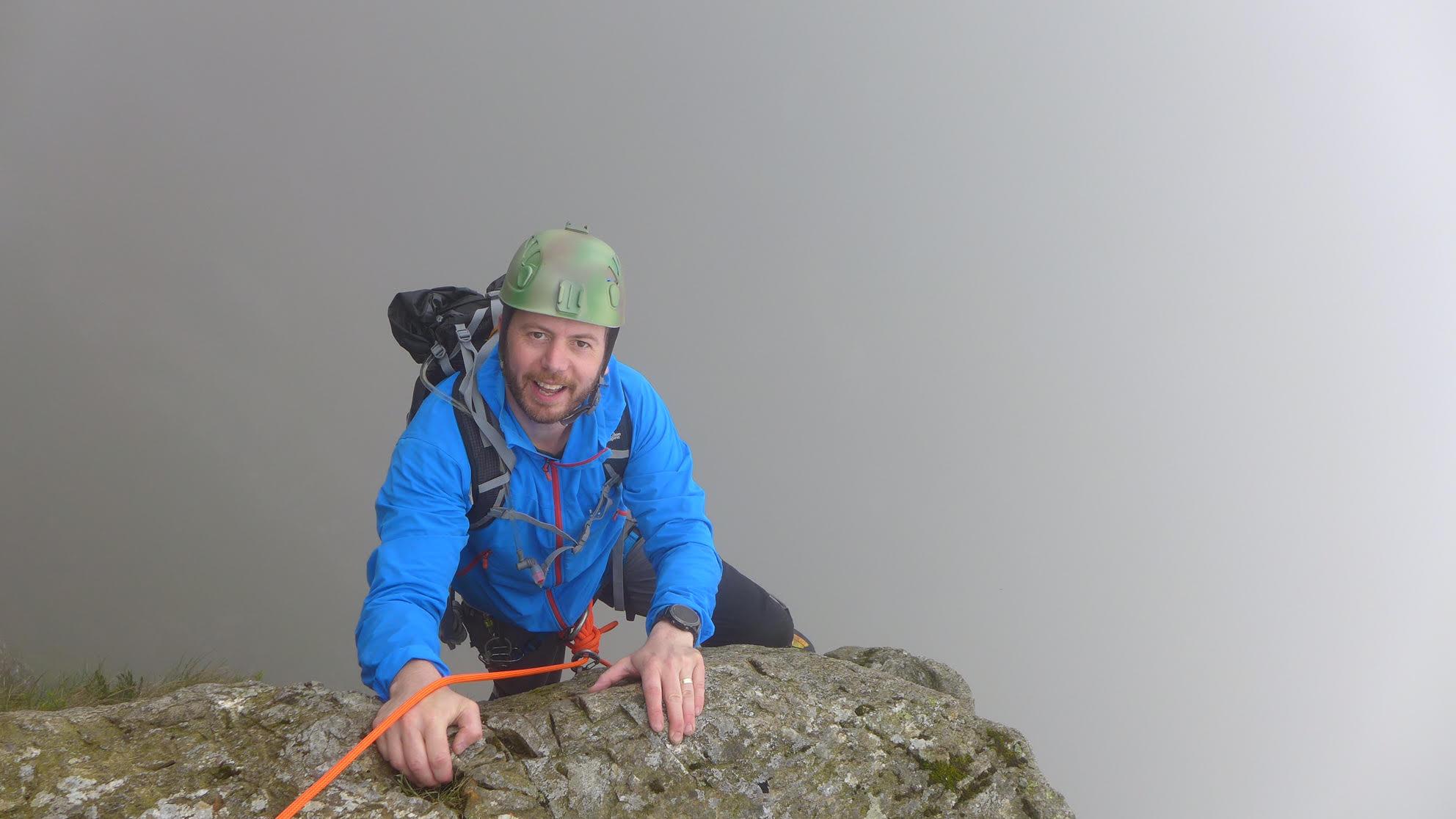 Matterhorn Training Weekend, Snowdonia, May 2017