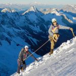 Guiding High On The Jungfrau