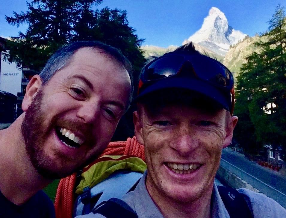 Matterhorn Ascent July 2017