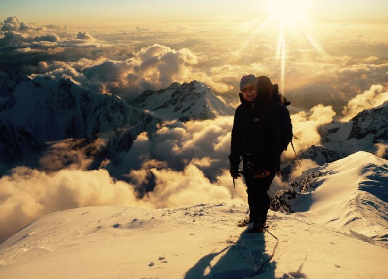 Mont Blanc Ascent in 1 day