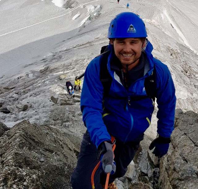 Chamonix Mountaineering – Long Weekend, Aug 2017
