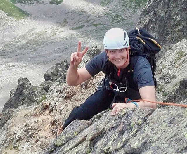 Rock Climbing & Alpine Mountaineering, July 2017