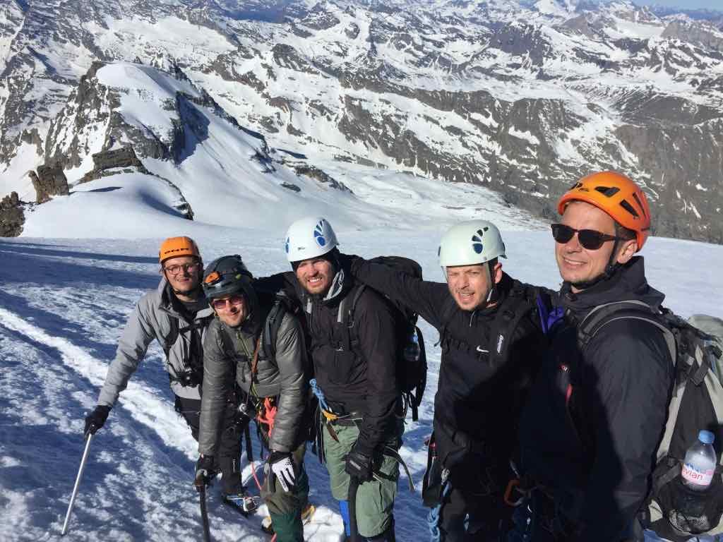 Gran Paradiso 3 Day Course – Team Danois – June 2017