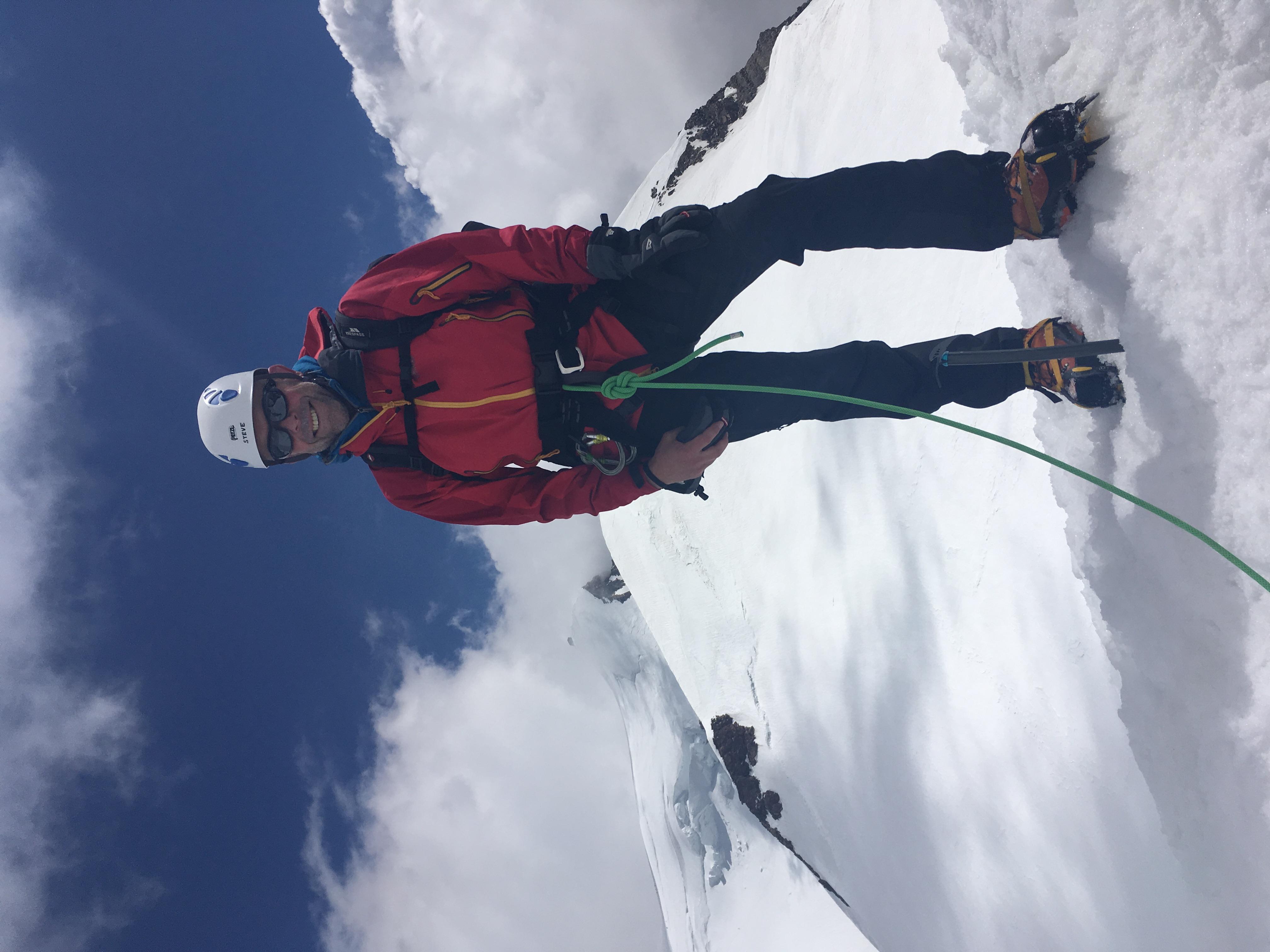 Mont Blanc June 2017