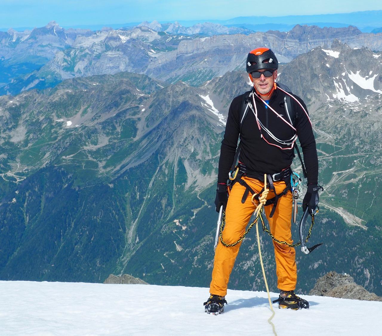 Chamonix Mountain Day & Matterhorn Preparation – June 2017