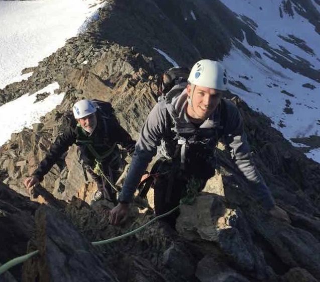 Chamonix Private Guiding & Weissmies Ascent, June 17