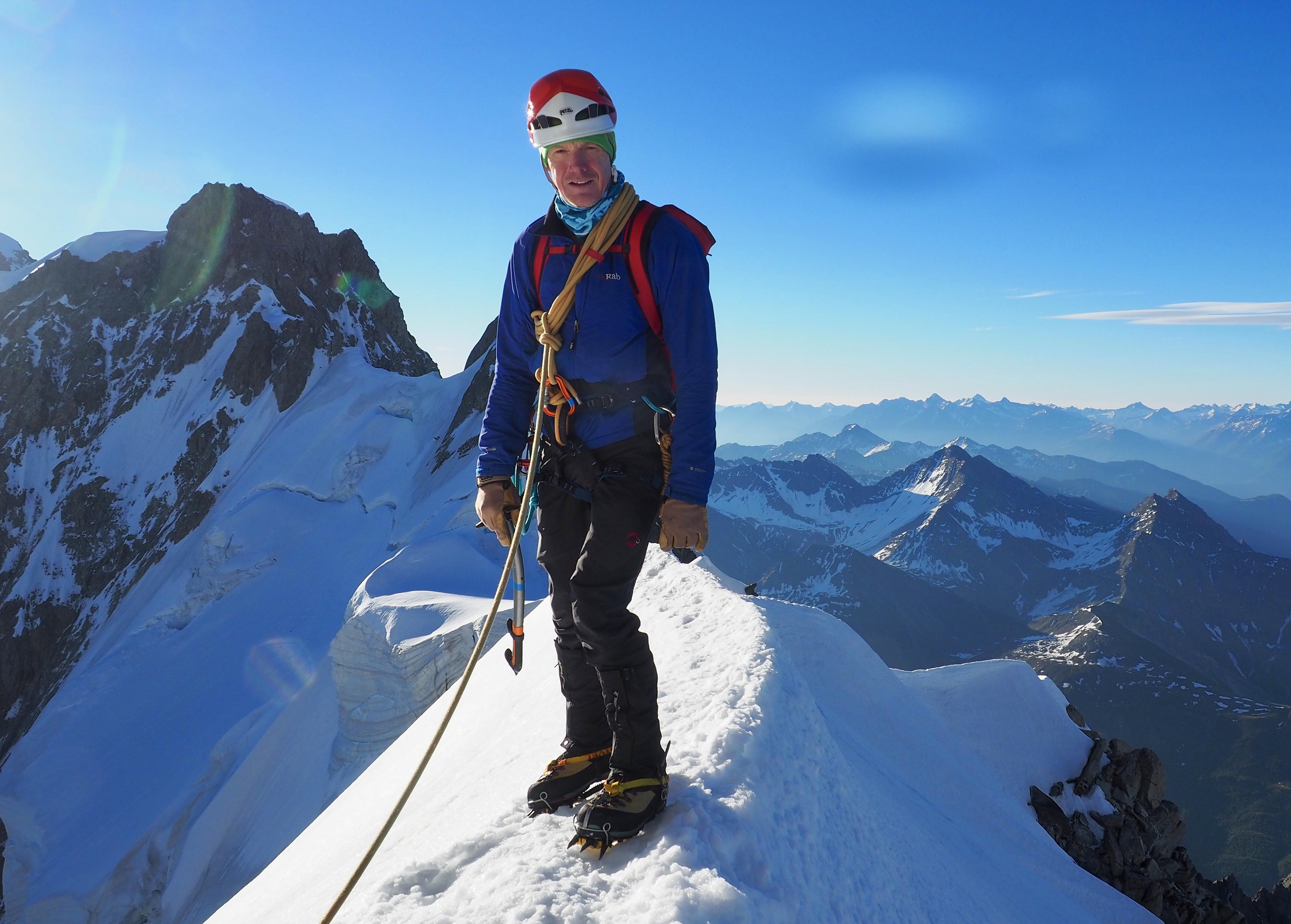 June 2017, Chamonix Alpine Climbing Private Guiding
