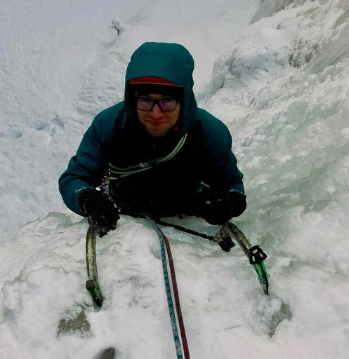 Cascade Ice Climbing, December 2017
