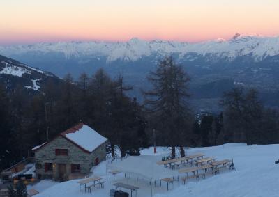 Ski Touring Hut Weekend