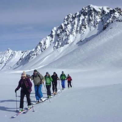 Chamonix Powder Touring