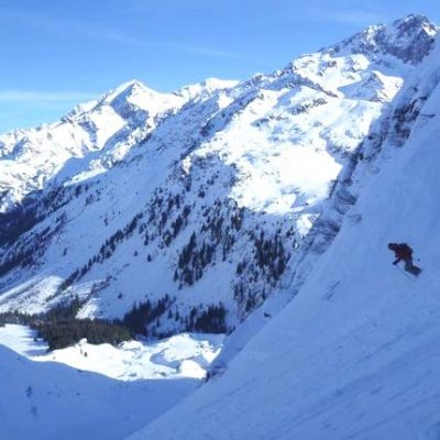Ski Mountaineering in the Contamines Valley