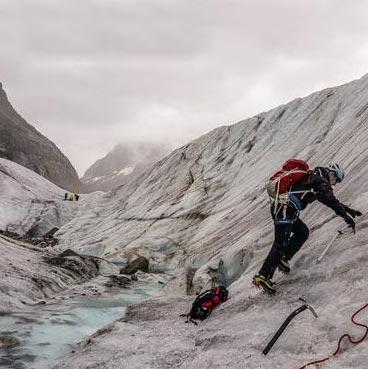 Mountaineering Training
