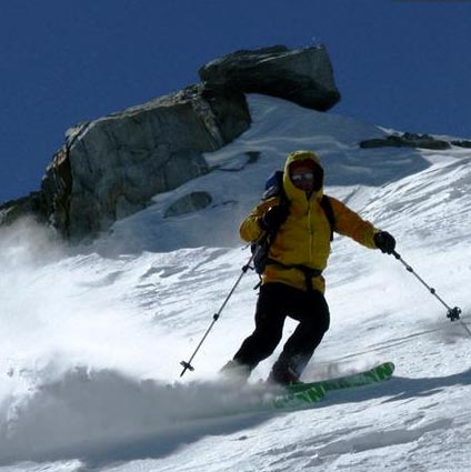 Off Piste Ski Training