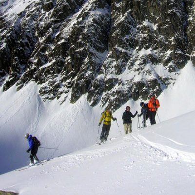 Ski Les Grands Montets