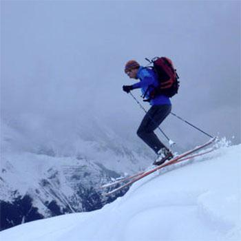 Ski Ovrennaz, Rhone Valley, Swiss Alps