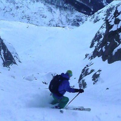 Ski Pas de Chevre