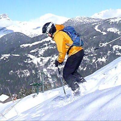Ski St. Gervais