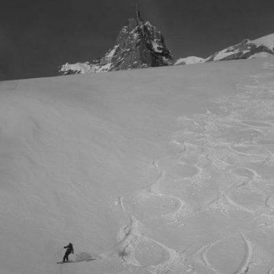 Ski Vallee Blanche