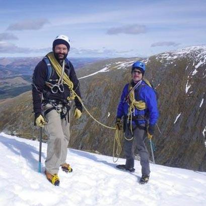 UK Alpine Mounatineering Training