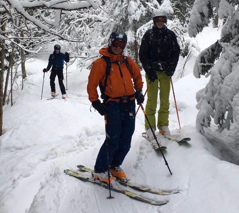 Chamonix & Val d'Aosta Ski Mountaineering