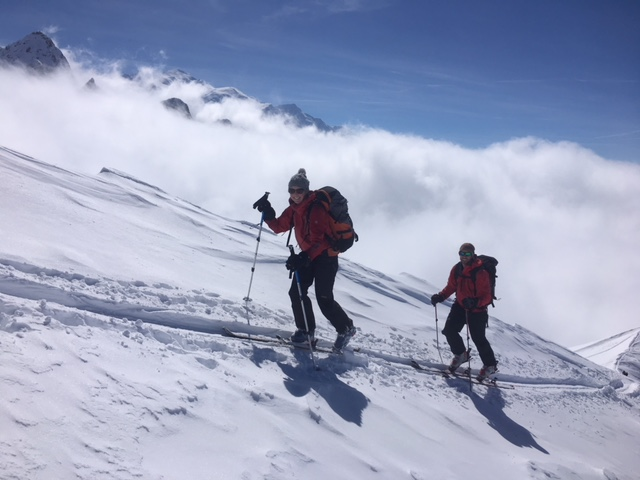 Chamonix Ski Guiding