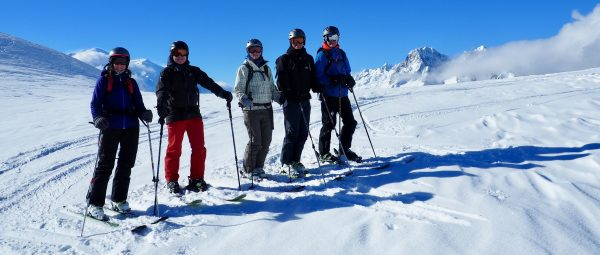 Chamonix Off Piste & Ski Mountain Skills