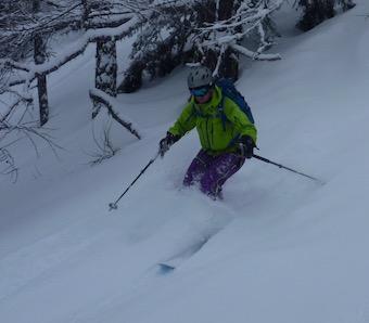 Winter / Spring 2018 Ski Haute Route Training