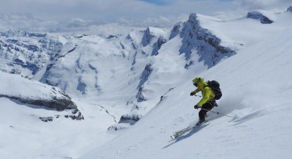 Swiss Alps Ski Touring