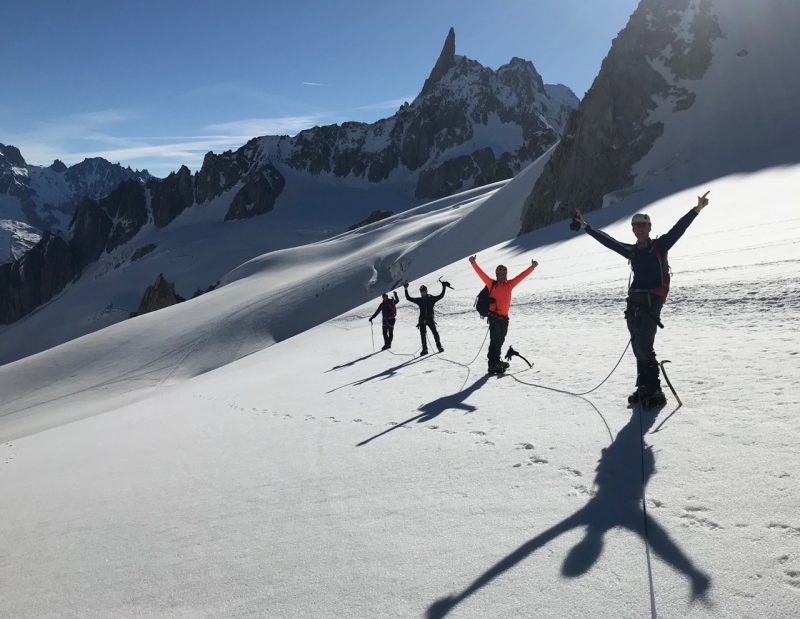 Glacier Travel Chamonix Walk