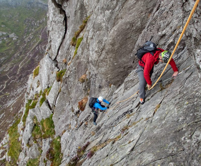 Guide for Rock Climbing in North Wales