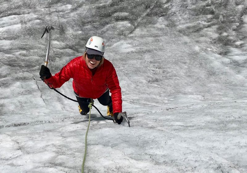 Mer de Glace Mountaineering Training