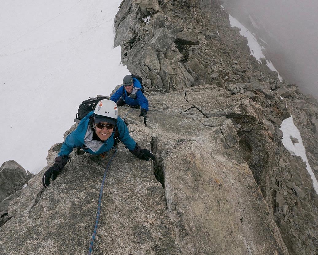 Stok Khangri Training / Chamonix Mountaineering