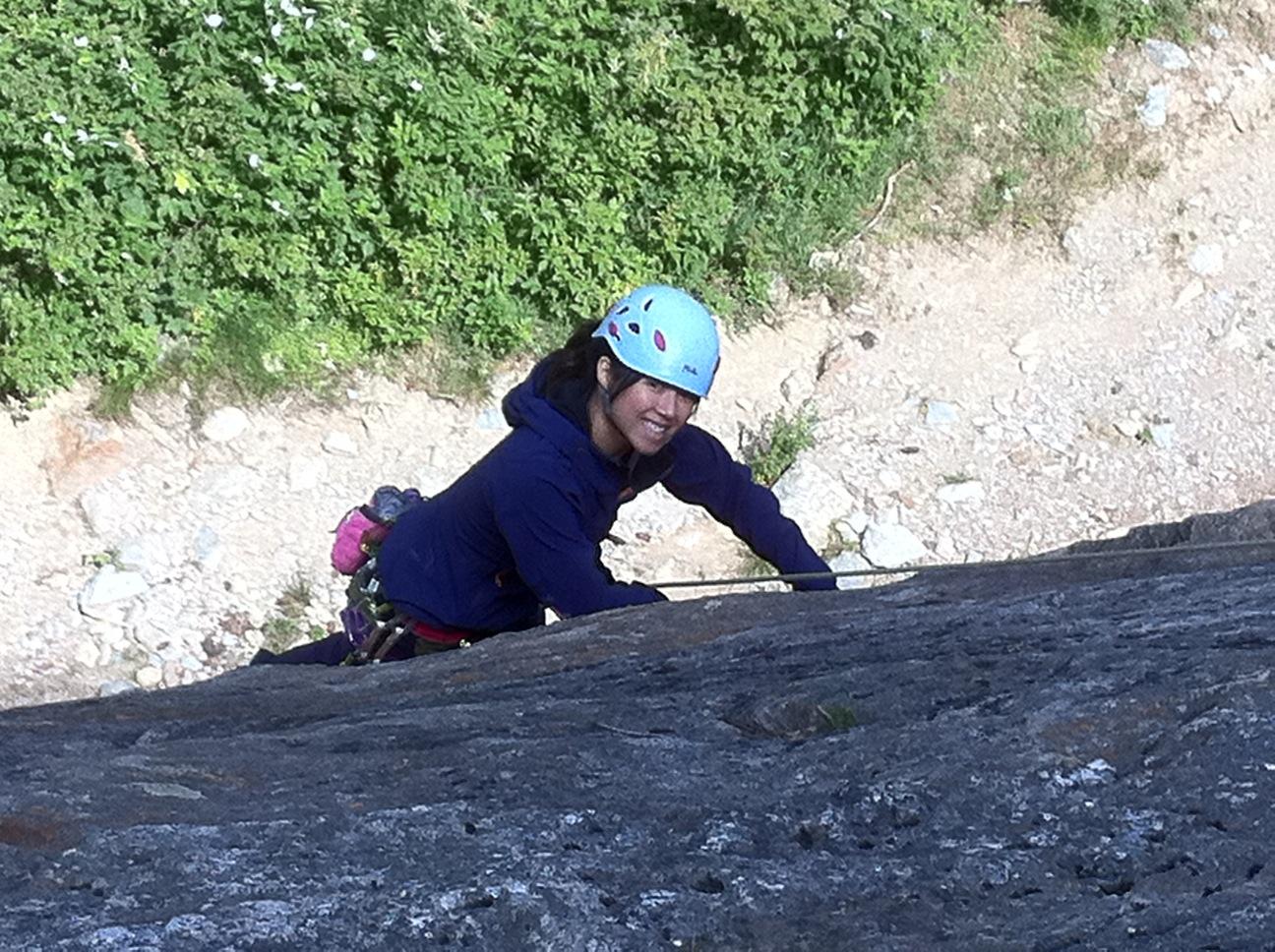 Chamonix Rock Climbing & Gran Paradiso Ascent