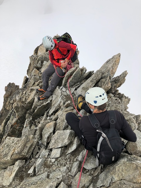 Chamonix Private Guiding – Aiguilles Crochues & Entreves