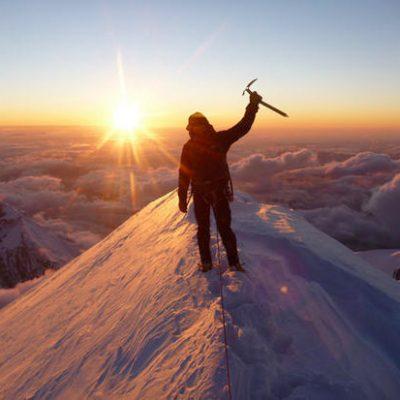 Mont Blanc 4810m