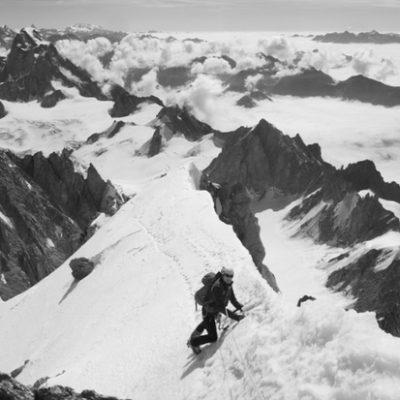 Mont Maudit 4465m