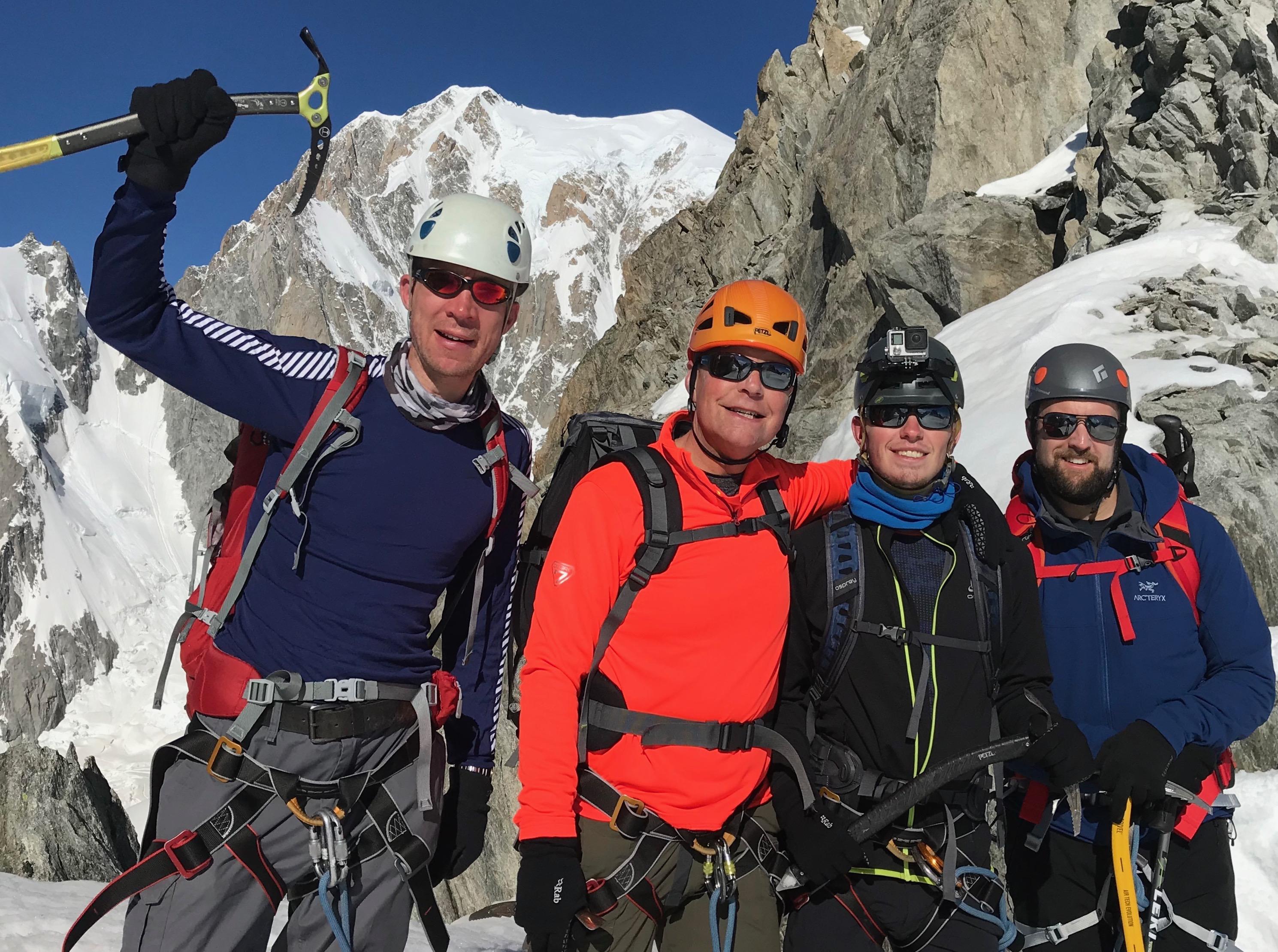 Gran Paradiso & (Almost) Mont Blanc!