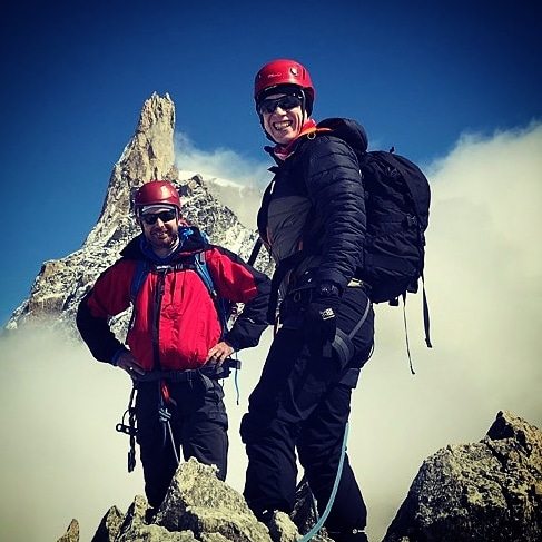 Mont Blanc Training Weekend