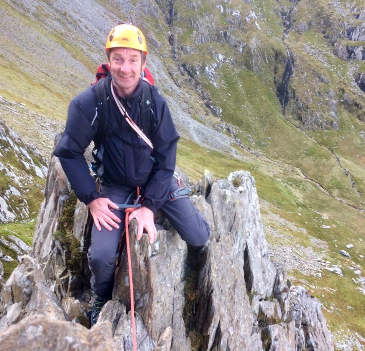 Snowdonia Matterhorn Training Weekend