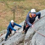 Matterhorn training in Snowdonia