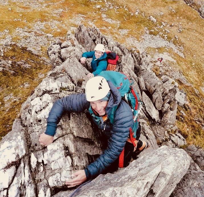 Matterhorn Training Course North Wales