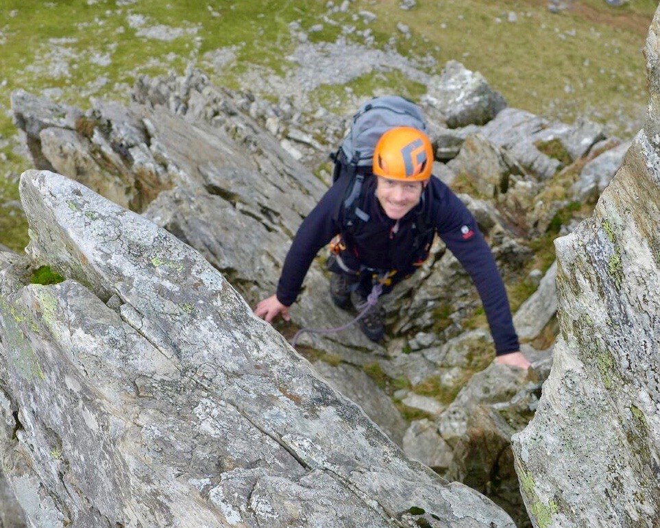 Alpine Mountaineering Training Day Snowdonia