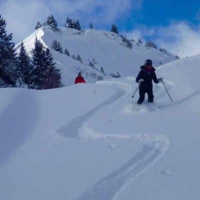 Ski Les Contamines