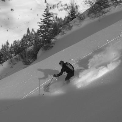 Ski Evasion Aravis