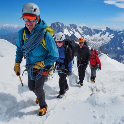Chamonix Mountaineering